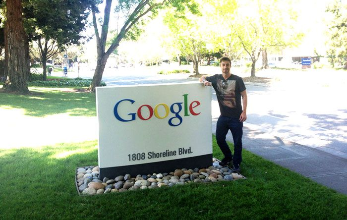 Google Headquarters, turismo geek en San Francisco