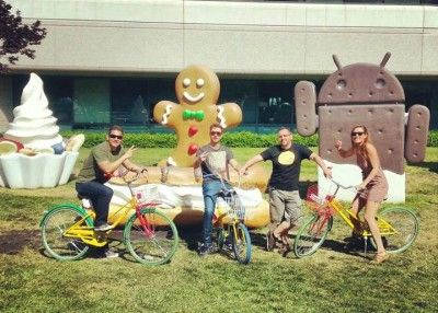 paseo-bici-oficina-android-silicon-valley