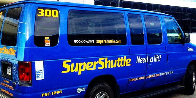Shuttle Car San Francisco
