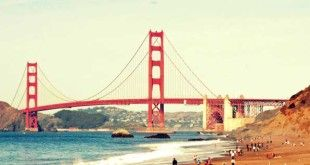 Golden Gate Bridge visto desde Baker Beach