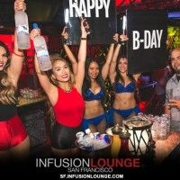Happy Birthday - Infusion Lounge
