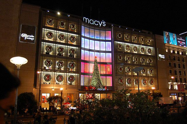 Macys san francisco union square