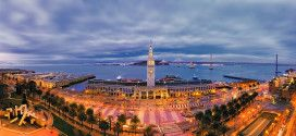 Pasear por Embarcadero y Ferry Building San Francisco